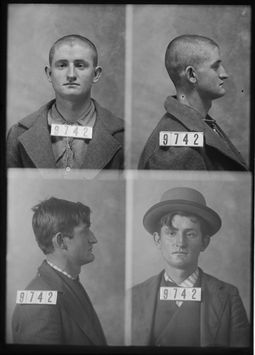George Doughty, Prisoner 9742, Kansas State Penitentiary - Page
