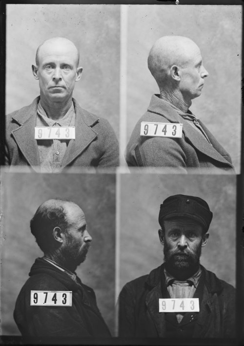 R. W. Green, Prisoner 9743, Kansas State Penitentiary - Page
