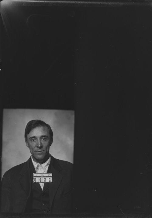E. F. Estell, Prisoner 9422, Kansas State Penitentiary - Page