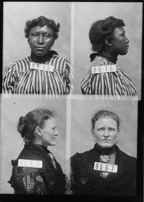 Kate Dickson and Becky Cook, Prisoners 9515 and 9557, Kansas State Penitentiary - Page