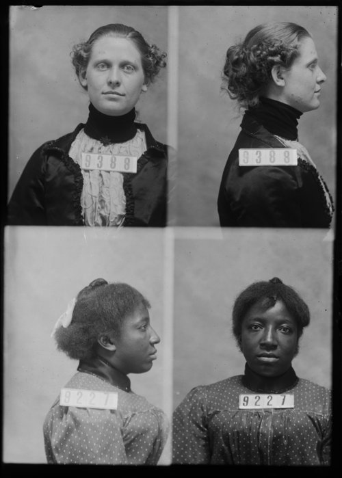 Daisy Steele and Maggie Stowers, Prisoners 9388 and 9227, Kansas State Penitentiary - Page