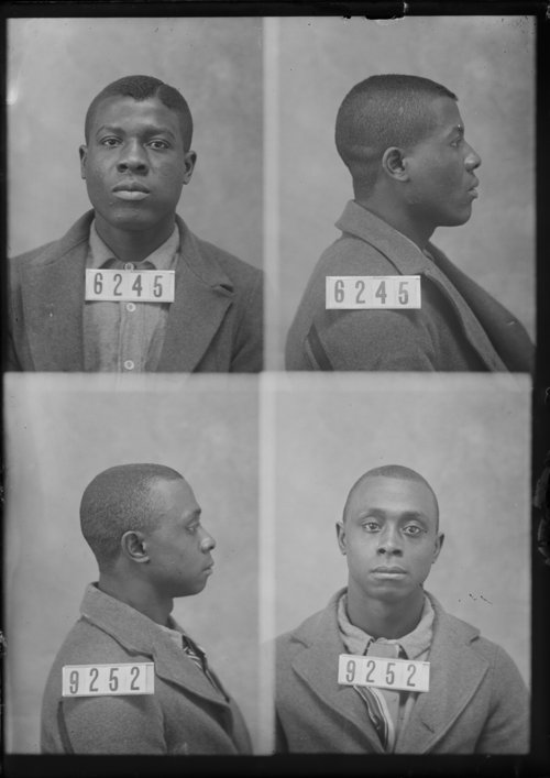 Louis Johnson and Wm. Herbert, prisoners 6245 and 9252 - Page
