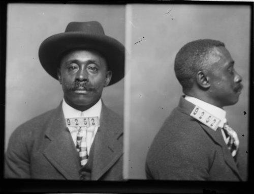 Wm. Herbert, Prisoner 9252, Kansas State Penitentiary - Page