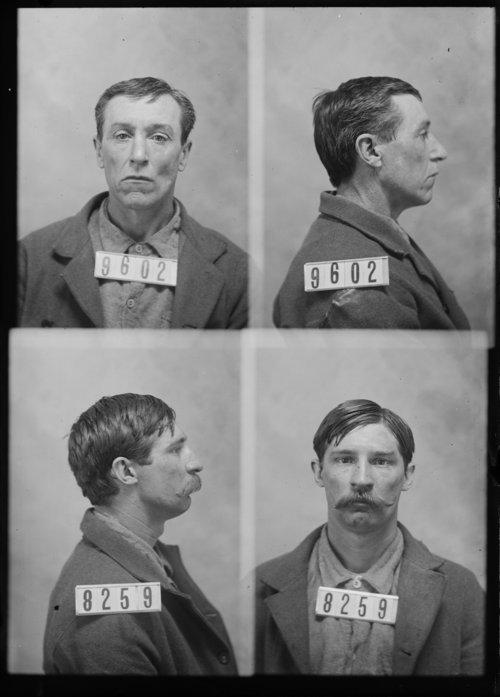 John Brady and Geo. Staffleback, Prisoners 9602 and 8259, Kansas State Penitentiary - Page