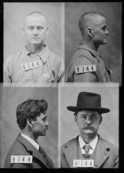Taylor Kirk, Prisoner 9744, Kansas State Penitentiary - Page