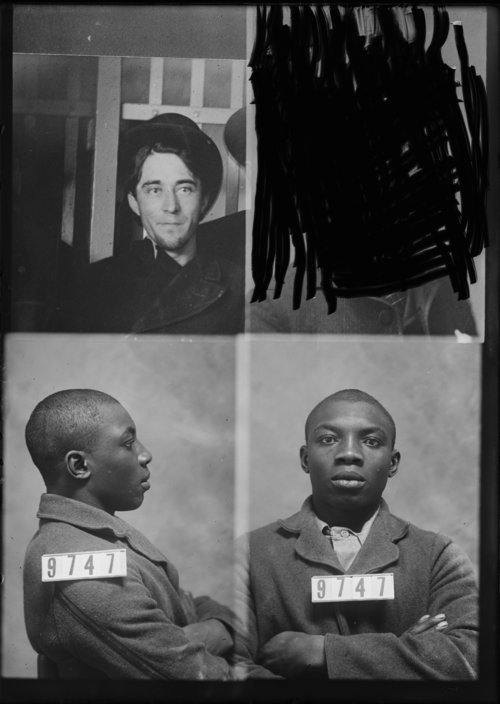 Levi Langston, prisoner 9747 - Page