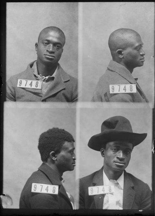 Richard Granberry, prisoner 9748 - Page