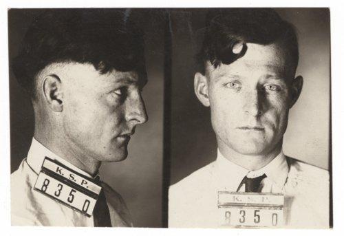 John Mayo, prisoner 8350, Kansas State Penitentiary - Page