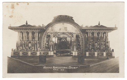Kansas Agricultural Exhibit at the Panama Pacific International Exposition - Page