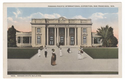 Kansas building at the Panama Pacific International Exposition - Page