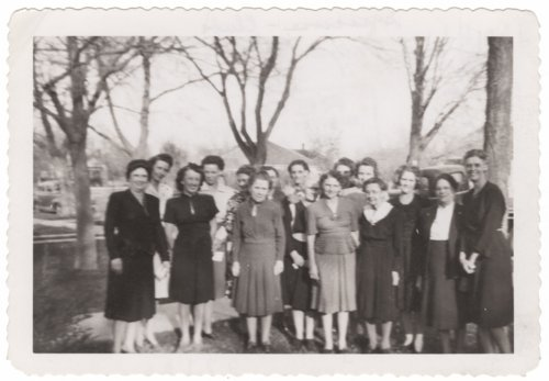 Woman's Literary Club, Syracuse, Hamilton County, Kansas - Page