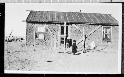 Sod house, Hamilton County, Kansas - Page