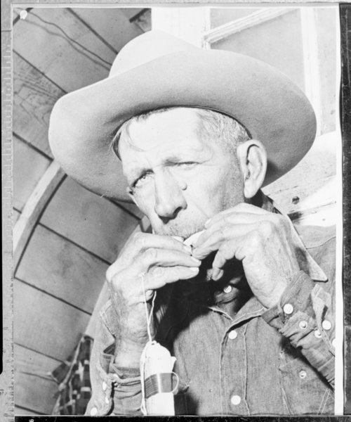 Doc Mayfield, Bob Perry Ranch, Saline County - Page