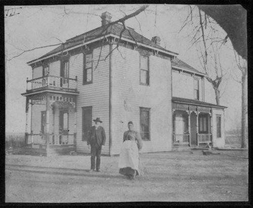 Solomon and Nancy Ann Humbarger farmstead, Culver, Kansas - Page