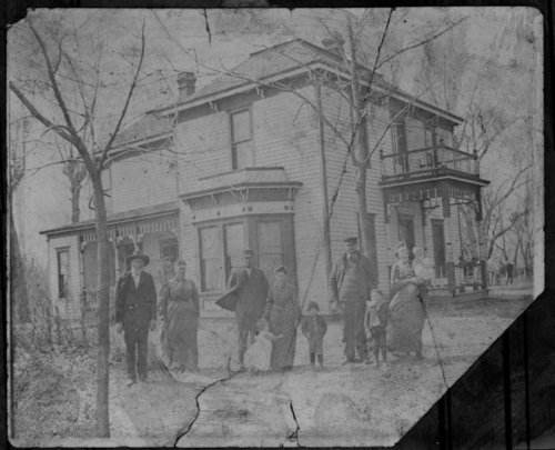 Solomon and Nancy Ann Humbarger farmstead ,Culver, Kansas - Page
