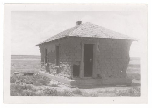 Sod house, Stanton County, Kansas - Page