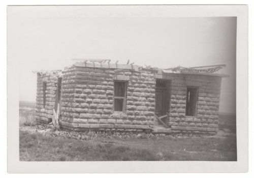 Native stone house of John Raney, Stanton County, Kansas - Page