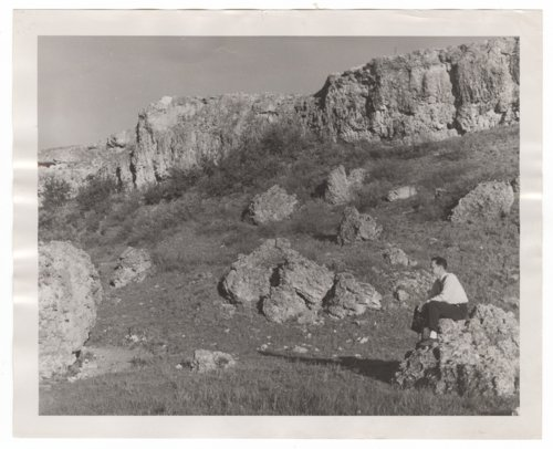 Horse Thief Canyon, Hodgeman County, Kansas - Page