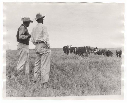 Bob Perry, Sr. and Arthur Brown - Page