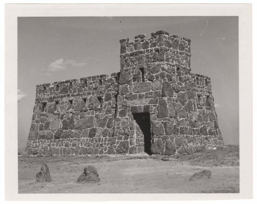 Shelter house on Coronado Heights - Page