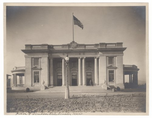 Kansas State Building at the Panama Pacific International Exposition - Page