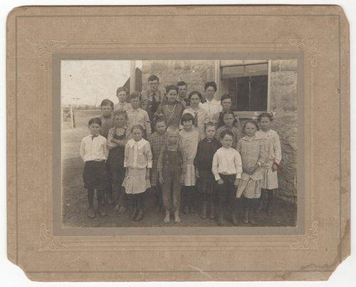 Rock School students in Gardner, Kansas - Page
