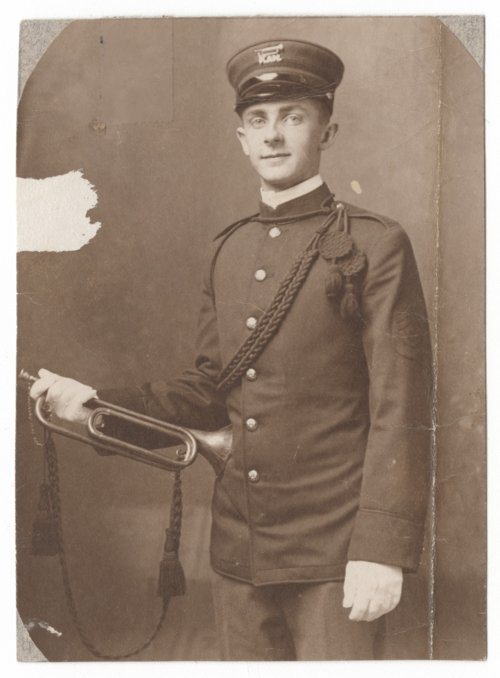 Sergeant James Clark Hughes - Page
