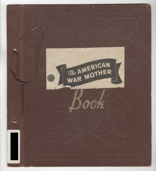 The American War Mother Book - Page