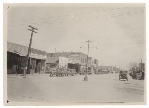 Main Street, Syracuse, Hamilton County, Kansas - Page