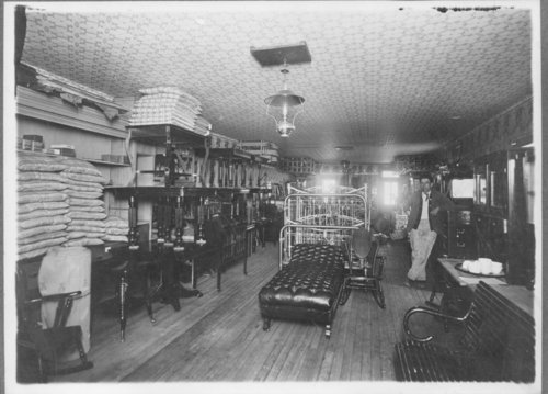 Ford's furniture store, Syracuse, Hamilton County, Kansas - Page