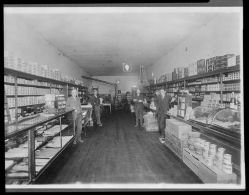 Grissom Brothers grocery store, Syracuse, Hamilton County, Kansas - Page