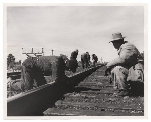 Atchison, Topeka & Santa Fe Railway Company roadmaster - Page