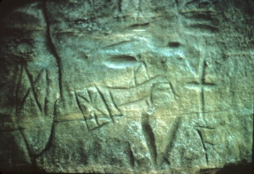 Pictographs from Russell County - Page