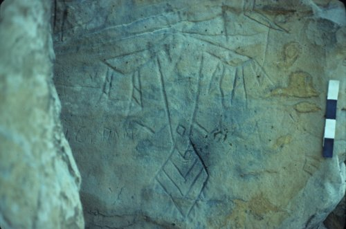 Petroglyphs from the Mitch Murphy Site, Russell county - Page
