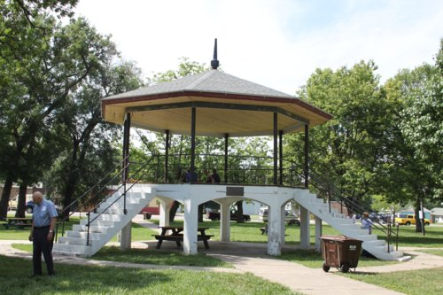 City Square Park Bandstand - Page