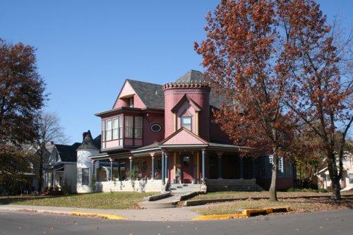 D.P. Northrup House - Page