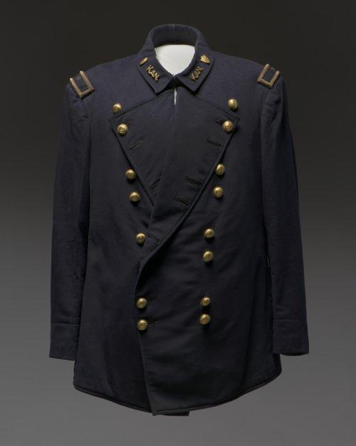 Brigadier general's coat - Page