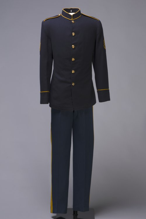 Kansas National Guard uniform coat - Page