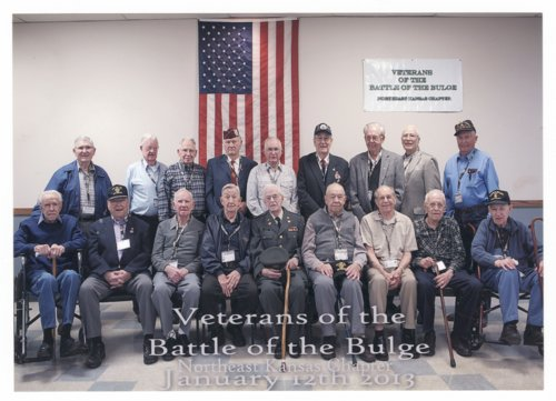 Veterans of the Battle of the Bulge - Page