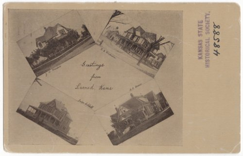 Residences in Larned, Kansas - Page