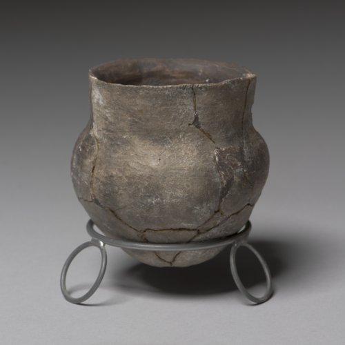 Ceramic Vessel from Fort Zarah, Barton County - Page