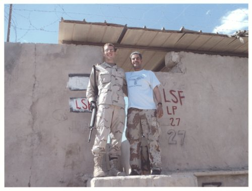 Lt. Murl Reidel's deployment during Iraqi Freedom - Page
