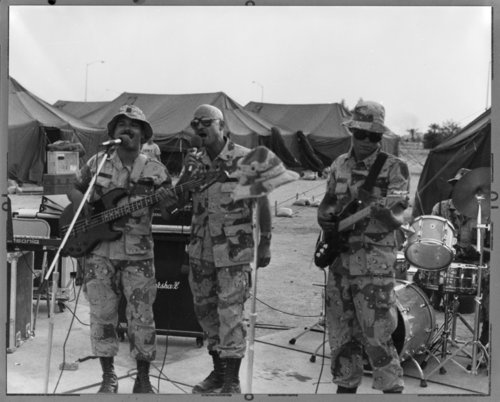 Persian Gulf War scenes - Page