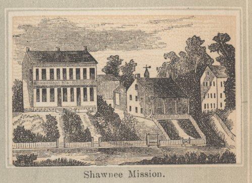 Shawnee Indian Mission in Fairway, Kansas - Page