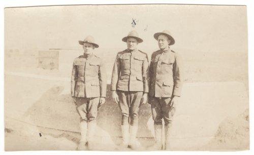 Alson Lamb, Maximillian Joseph Tournade, and Oscar Miller - Page