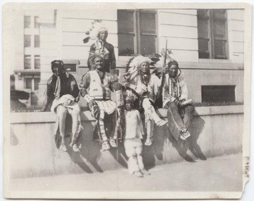 Kiowa group, Topeka, Kansas - Page