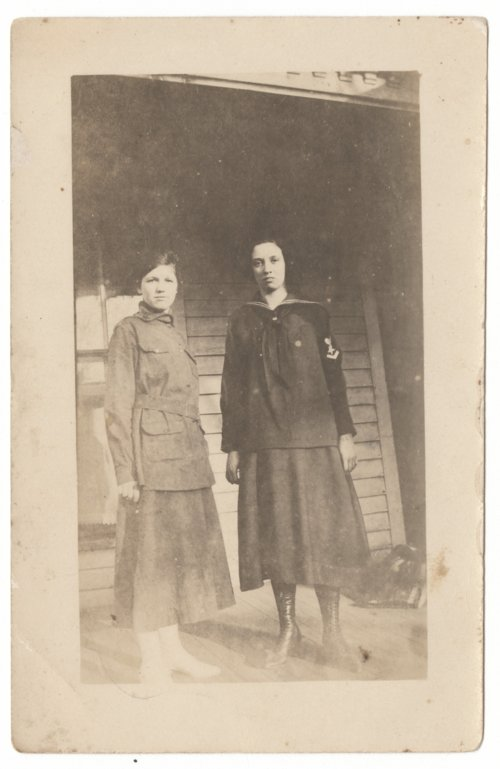 Roberta Tournade and Emma Athon - Page