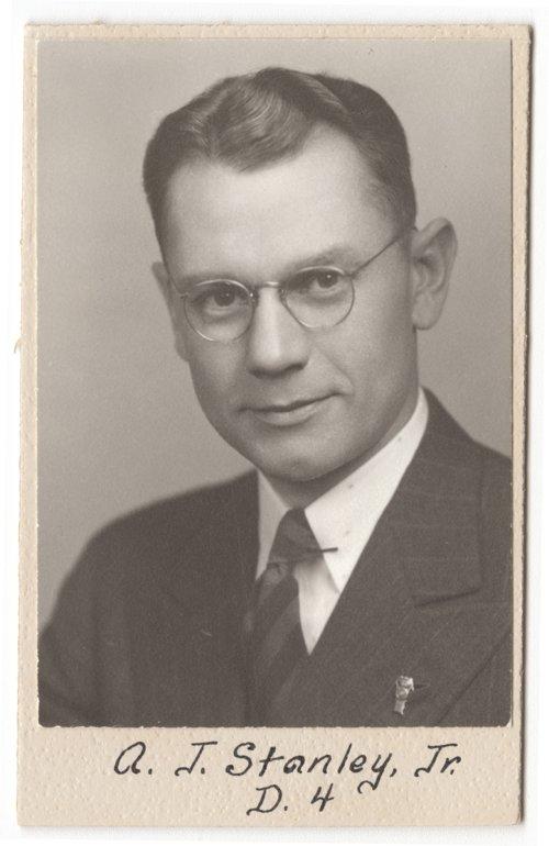 Judge Arthur Jehu Stanley, Jr. - Page