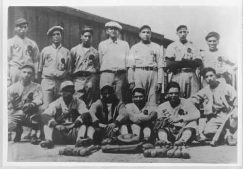 Aztecas baseball team in Kansas City, Kansas - Page