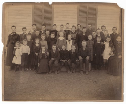 School children, Morris County - Page